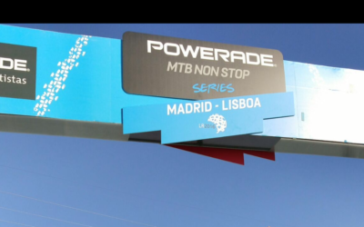 POWERADE MTB NONSTOP MADRID-LISBOA 2017