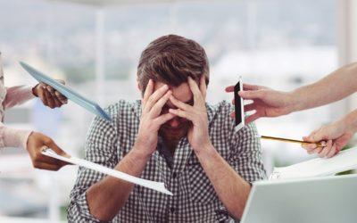 Cómo manejar el estrés laboral…